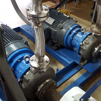 Clean in Place (CIP) Pumps and Systems