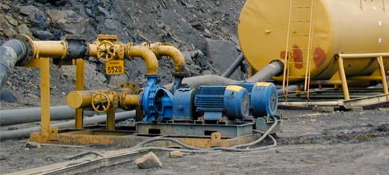 Pit Pumping