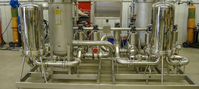 Filtration Skids